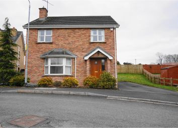 Thumbnail 4 bed detached house for sale in Brookfield Mews, Dungannon