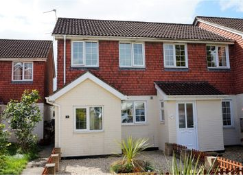 Thumbnail 2 bed end terrace house for sale in Owls Road, Verwood