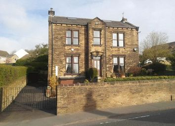 Thumbnail 4 bed detached house for sale in Clough House, Halifax Road, Shelf