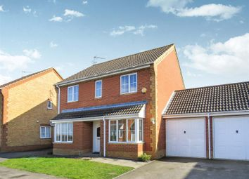 Thumbnail 4 bed detached house for sale in Drovers Close, Ramsey Mereside, Ramsey, Huntingdon