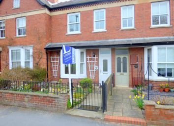 Thumbnail 3 bed terraced house to rent in Recreation Ground Road, Stamford