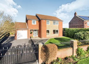 Thumbnail 5 bed detached house for sale in Howl Lane, Hutton, Driffield