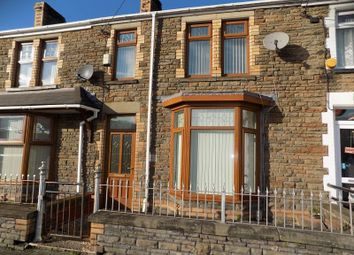 Thumbnail 3 bed terraced house for sale in Cattybrook Terrace, Cwmavon, Port Talbot, Neath Port Talbot.