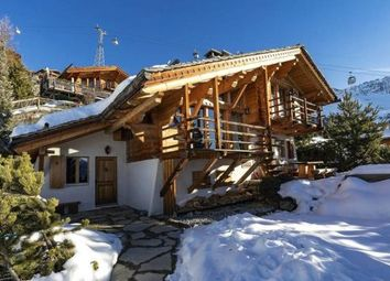 Thumbnail 4 bed property for sale in Chalet Marpha, Chemin Da Planalui, Verbier, 1936