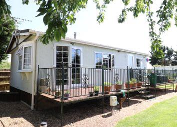 Thumbnail 2 bed mobile/park home for sale in Bedford Bank, Welney