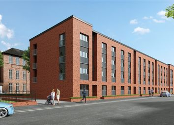 1 bed flat for sale in Plot 1, Hamlet Building, North Kelvin Apartments, Glasgow G20