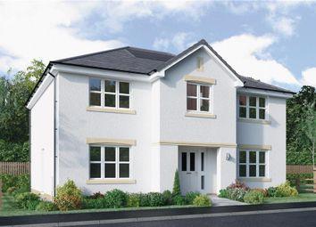 "Thumbnail 5 bedroom detached house for sale in ""Hopkirk"" at Bellenden Grove, Dunblane"