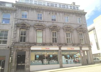 Thumbnail 2 bed flat to rent in Market Street, Aberdeen