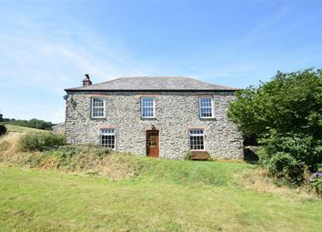 Thumbnail 4 bed detached house to rent in Woodlands, Idless, Truro