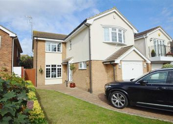 Thumbnail 4 bed detached house for sale in Admirals Walk, Shoeburyness, Southend-On-Sea