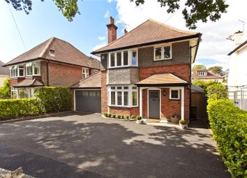Thumbnail 3 bed detached house for sale in St. Osmunds Road, Lower Parkstone, Poole