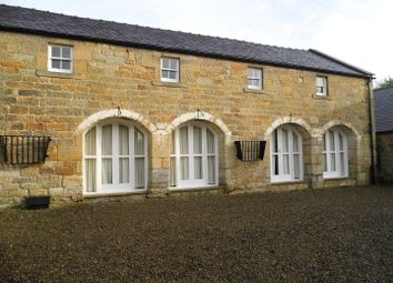 Thumbnail 4 bedroom cottage to rent in Mitford, Morpeth