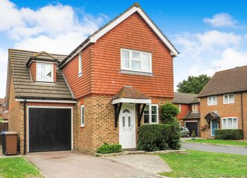 3 bed detached house for sale in Heather Walk, Smallfield, Horley RH6