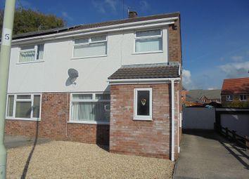 Thumbnail 3 bedroom property to rent in Nant Ffornwg, Bridgend, Bridgend.