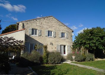 Thumbnail 3 bed property for sale in Chef-Boutonne, Poitou-Charentes, 79110, France