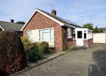4 bed detached bungalow for sale in Manor Park Gardens, Long Stratton, Norwich NR15