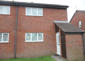 Thumbnail 1 bed maisonette to rent in Garron Close, Aylesbury