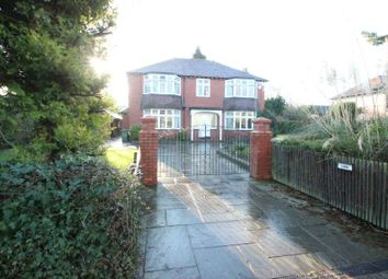 Thumbnail 5 bed detached house for sale in Moss Lane, Sale