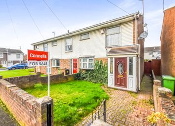 Thumbnail 3 bed end terrace house for sale in Johnson Road, Darlaston, Wednesbury