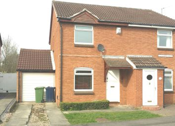 Thumbnail 3 bed semi-detached house to rent in Glengarvan Close, Washington