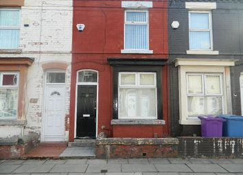 Thumbnail 2 bed terraced house for sale in July Road, Liverpool