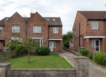 Thumbnail 4 bed semi-detached house to rent in Swale Avenue, York, North Yorkshire