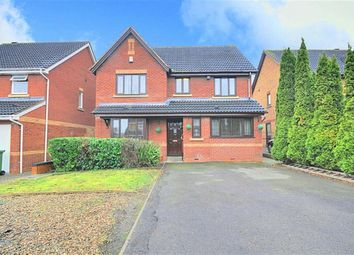 Thumbnail 5 bed detached house for sale in Haines Avenue, Worcester