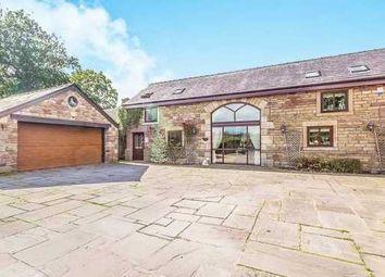 Thumbnail 4 bed barn conversion for sale in Washington Lane, Euxton, Chorley