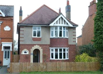 Thumbnail 3 bed detached house for sale in Bitteswell Road, Lutterworth