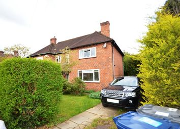 Thumbnail 3 bed semi-detached house to rent in Hurst Farm Close, Milford