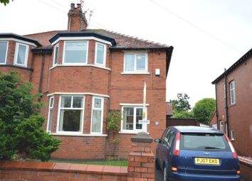 Thumbnail 4 bedroom semi-detached house for sale in Ryeheys Road, St. Annes, Lytham St. Annes