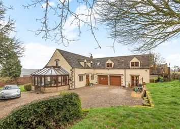 Thumbnail 4 bed detached house for sale in Fidges Lane, Eastcombe, Stroud