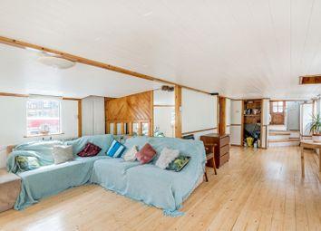 Boardwalk Place, London E14. 5 bed houseboat