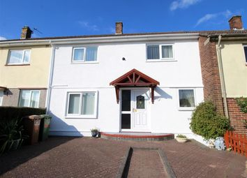 Thumbnail 2 bed terraced house for sale in Elgin Crescent, Plymouth