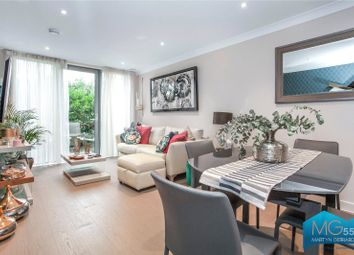 Thumbnail 2 bed flat for sale in Hope Close, London