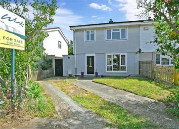 3 bed semi-detached house for sale in Maiden Lane, Crayford, Dartford, Kent DA1