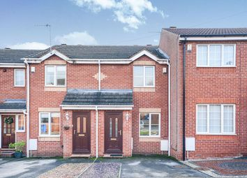 Thumbnail 2 bed terraced house to rent in Baycliff Drive, Chesterfield