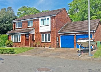 Thumbnail 4 bed detached house for sale in Michigan Way, Pennsylvania, Exeter, Devon