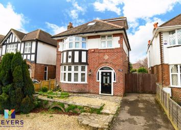 Thumbnail 4 bed detached house for sale in Christchurch Road, Bournemouth