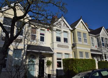 Thumbnail 3 bed terraced house for sale in Elphinstone Road, Plymouth, Devon