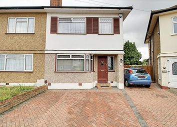 Thumbnail 4 bed semi-detached house for sale in Hurstfield Crescent, Hayes