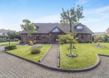 Thumbnail 4 bedroom detached house for sale in Goose Lane, Hatton, Warrington, Cheshire