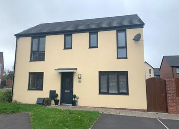 Thumbnail 3 bed detached house for sale in Haven Walk, Barry