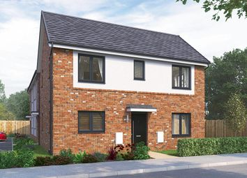 "Thumbnail 3 bed semi-detached house for sale in ""The Stourbridge"" at Vigo Lane, Chester Le Street"