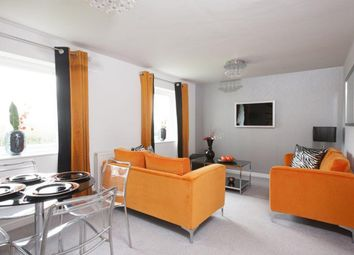 "Thumbnail 2 bed flat for sale in ""Drayton"" at Norton Fitzwarren, Taunton"