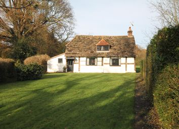 Thumbnail 1 bed detached house to rent in Rectory Lane, Charlwood, Horley, Surrey