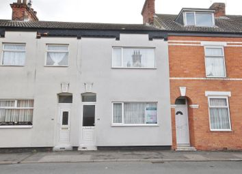 Thumbnail 3 bedroom terraced house for sale in Percy Street, Goole