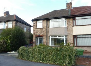 Thumbnail 3 bed property to rent in Glendevon Road, Childwall, Liverpool