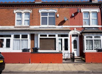 Thumbnail 2 bedroom terraced house to rent in Ashwin Road, Hockley, Birmingham