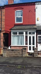 Thumbnail 2 bed terraced house to rent in Willmore Road, Perry Barr